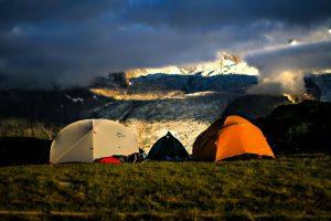 Dof E Tents Camping Chamonix