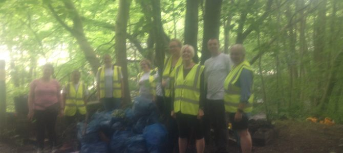 River Clean Up Project